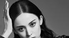 古力娜扎黑白寫真凸顯高級臉,高挑身材趕超模特