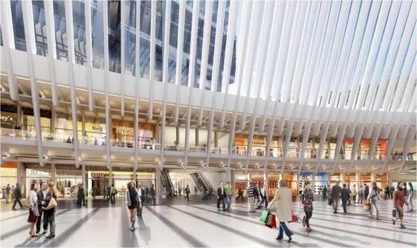 """花了40亿美金,历时12年,就建造了这个""""钢铁大鸟""""车站(5)"""