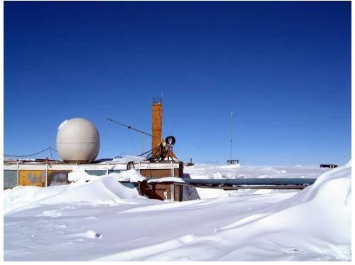 探秘世界最寒冷的地方