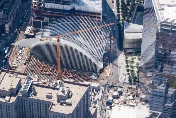 """花了40亿美金,历时12年,就建造了这个""""钢铁大鸟""""车站(2)"""